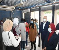 رئيس جامعة القاهرة يحذر الطلاب من تجاهل الإجراءات الوقائية