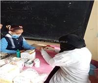محافظ البحيرة: فحص أمراض سوء التغذية لـ 232 ألف طالب.. صور