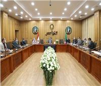 سكرتير عام المنوفية يعقد إجتماع مع لجنة صندوق الإسكان الاقتصادي