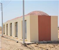 تسليم 80 منزلًا ريفيًا للشباب بمركز الخارجة في الوادى الجديد