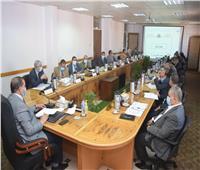 مجلس جامعة سوهاج يخلد أسماء القيادات السابقة