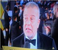 شريف منير من مهرجان القاهرة: «بخاف من التجمعات.. وهحضر الافتتاح فقط»