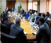رئيس «الوطنية للإعلام» يطالب رؤساء القطاعات بوضع خطط برامجية وأفكار جديدة