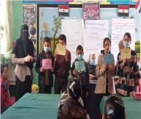 «الشباب والرياضة» تنفذ ورش تدريبية حرفية للفتيات بالوادي الجديد