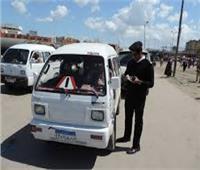 ضبط ٦ سائقين يتعاطون المخدرات في سوهاج