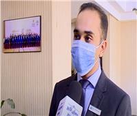 أول مصري يفوز بجائزة نيوتن: 23% من مصابي الأورام يعانون سرطان الكبد| فيديو