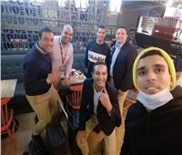 طارق حامد وبن شرقي يسافران إلى الإمارات