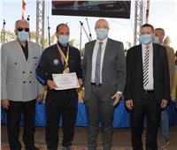 محافظ بني سويف يشهد الاحتفال باليوم العالمي لذوي الاحتياجات الخاصة