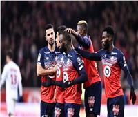 «ليل» يفوز على سبارتا براغ في الدوري الأوروبي
