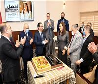هالة السعيد بعد فوزها بـ«أفضل وزيرة عربية»: «تقدير لمصر وللحكومة»