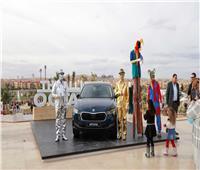 كيان إيجيبت تطلق سيارتها OCTAVIA A8 2021 الجديدة كليًا في احتفالية كبرى