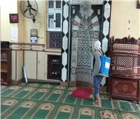 «أوقاف الإسكندرية»: حملات تعقيم وتطهير المساجد تتم بشكل دوري