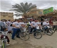 القليوبية تستعد لانطلاق «ماراثون الدراجات» 9 ديسمبر
