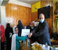 فوز 45 طالبا بجوائز المسابقة البيئية في شمال سيناء