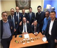 إحباط محاولة تهريب مواد مخدرة بمطار شرم الشيخ