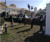 صور| إقبال كبير على شراء التذاكر في رابع أيام مهرجان القاهرة السينمائي