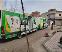 علاج 1200 مواطنا بالمجان بقرية بالشرقية