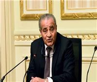 وزير التموين: مشروع الصوامع للحفاظ على المخزون الإستراتيجي من القمح