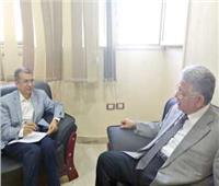 الدكتور جمال شيحة : مصر نجحت فى مواجهة فيروس«سى» وحققت طفرة كبيرة فى مهنة الطب