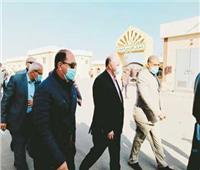 فرحة على وجوه الباعة في سوق التونسي الجديد
