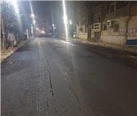 نائب محافظ الغربية: رصف أكثر من ٢٨ شارع بطنطا
