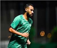حسام عاشور يظهر لأول مرة في قائمة الاتحاد