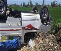 بينهم سودانيين.. إصابة 3 أشخاص في انقلاب سيارة أدويةبقنا