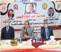 «سعفان» يشهد ختام ملتقى السلامة والصحة المهنية بمصنع سكر قوص