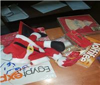 ضبط كيلو حشيش داخل طرد هدايا كريسماس قادمة من لندن | صور