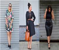 للعود الكيرفي.. ملابس صديقة لسيدات «الأحجام الزائدة»