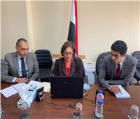 مصر تبحث مع السويد التعاون في مكافحة ومنع جرائم الاتجار بالبشر