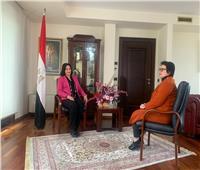 «لفتح أسواق سياحية جديدة».. نائبة الوزير في زيارة ترويجية بألبانيا