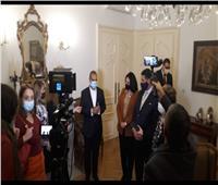 نائبة وزير السياحة والآثار تلتقي بالإعلاميين الصرب في بلجراد