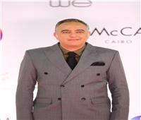 محمد حفظي على ريد كاربت بثامن ليالي «القاهرة السينمائي»   صور
