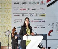غادة خليل: دعم القطاع التجاري يعمل على ربط السوق المحلي بالعالمي