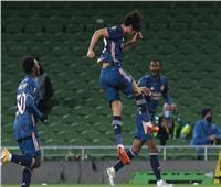 «النني» يسجل ثالث أهدافه الأوروبية مع أرسنال  فيديو