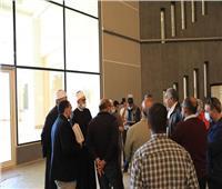 أمين «البحوث الإسلامية» يناقش خطط تنفيذ متحف المخطوطات النادرة بالأزهر