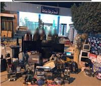 سقوط لصوص المنازل بالقاهرة