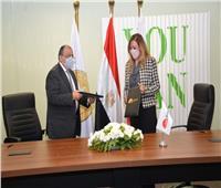 «التنمية المحلية» و«الوطنية للتدريب» يوقعان بروتوكول لتطوير مركز سقارة