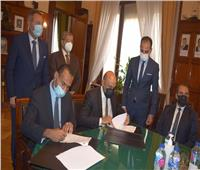 بروتوكول تعاون بين اتحاد الغرف التجارية وبنك مصر لتقديم خدمات للتاجر
