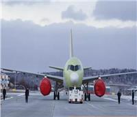 نجاح أول رحلة جوية لطائرة ركاب مزودة بمحرك روسي الصنع