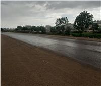 أمطار خفيفة على مدن بالبحيرة واستقرارحالة الجو.. صور