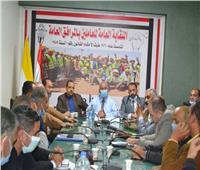 نقابة المرافق لعمال الكهرباء: مسئوليتكم توصيل الطاقة لربوع مصر والدول الصديقة