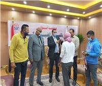 مجمع ملاعب الجامعة بصحارى يستضيف مهرجان التميز الرياضي