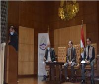 «الشيخ» رئيسا لشعبة النقل الدولي واللوجستيات بغرفة القاهرة