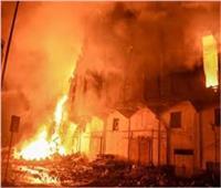 الجمارك: حريق مخزن الإسكندرية لم يسفر عن أي خسائر في الأرواح أو المعدات