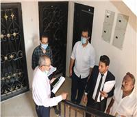 حملة لضبط مخالفات «الإسكان الاجتماعي» بالقاهرة الجديدة