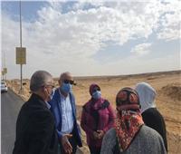 مسئولو «الإسكان» يتفقدون مشروعات القاهرة الجديدة
