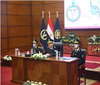 رئيس أكاديمية الشرطة: الاختبارات تمت دون تدخل بشري