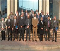 انتهاء فاعليات ورشة عمل لقضاة المحاكم الاقتصادية بـ«مصر للطيران»
